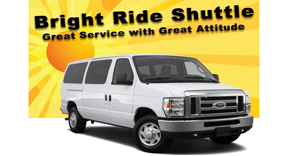 Book Now with Bright Ride Shuttle